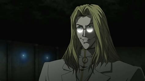 hellsing luke luke hellsing ultimate absolute anime