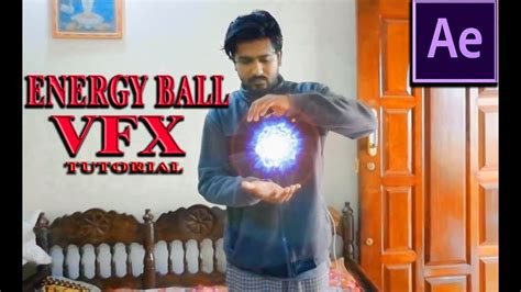 tutorial after effect energy ball dragon ball z energy ball effect after effects tutorial