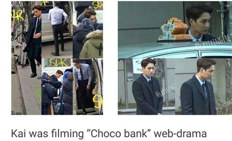 film kai exo choco bank 17 best images about choco bank on pinterest posts