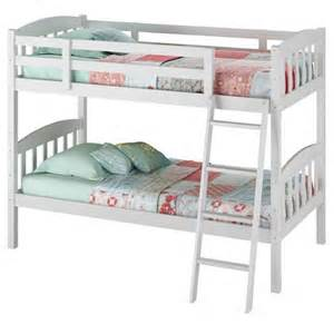 Target Bunk Bed Kids Bunk Bed Wood White Corliving Target
