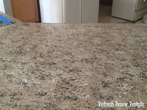 faux painted countertops refresh renew restyle faux granite painted countertops