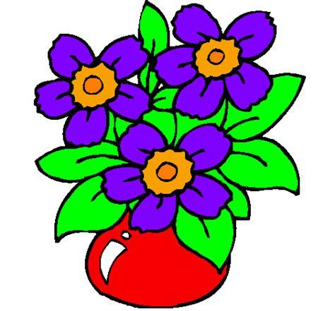 disegno vaso di fiori disegno vaso di fiori colorato da utente non registrato il