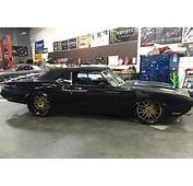 NFL QB Cam Newton Adds Gold Plating To 1970 Oldsmobile 442