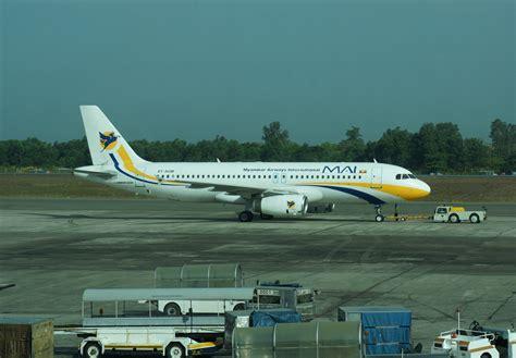 airasia yangon airport タイ エアアジア ヤンゴン バンコク fd2752便 搭乗記 アジアトラベルノート