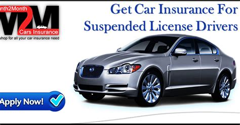 Insurance Quotes Drivers 5 by Suspended License Car Insurance Quotes Auto Insurance