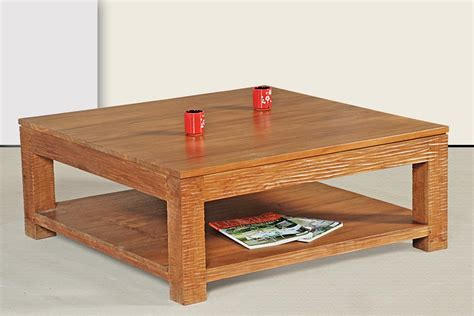 teak coffee table square teak coffee table coffee table design ideas