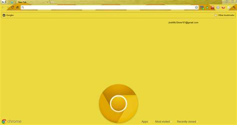 Google Chrome Canary Yellow by Josh101FM on DeviantArt