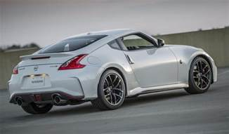 Nissan 370z 2016 Nissan 370z Priced From 30 815