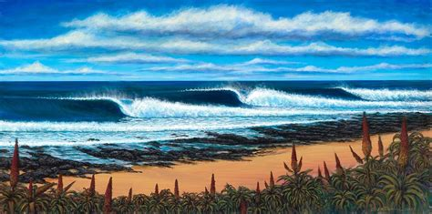 Surf Home Decor by Quot Jeffrey S Bay South Africa Quot By Clark Takashima Redbubble