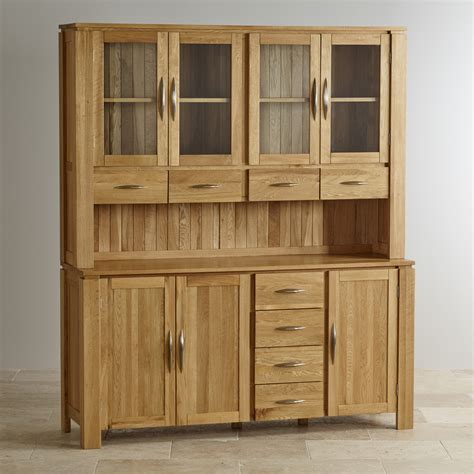 Solid Oak Dresser by Galway Solid Oak Large Dresser By Oak Furniture Land