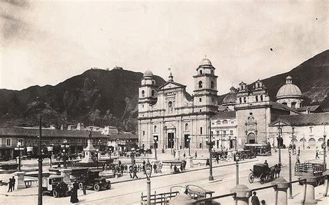 imagenes antiguas de bogota bit 225 coras de bogot 225 breve historia de la plaza de bolivar