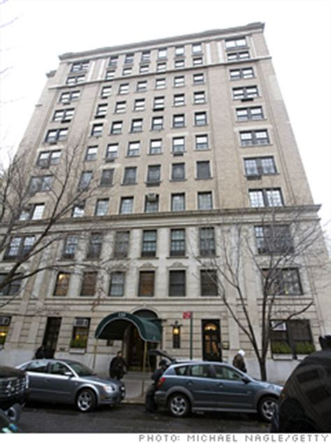 Apartment In Manhattan East Side Madoff S Missus Faces Fight For Luxe Sons