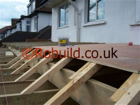 False Pitched Roof April 2013 Roofing Carpentry