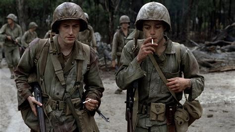 film seri band of brothers the pacific tv show 2010
