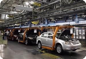 Chevrolet Manufacturing Plants General Motors The Automotive Ezine