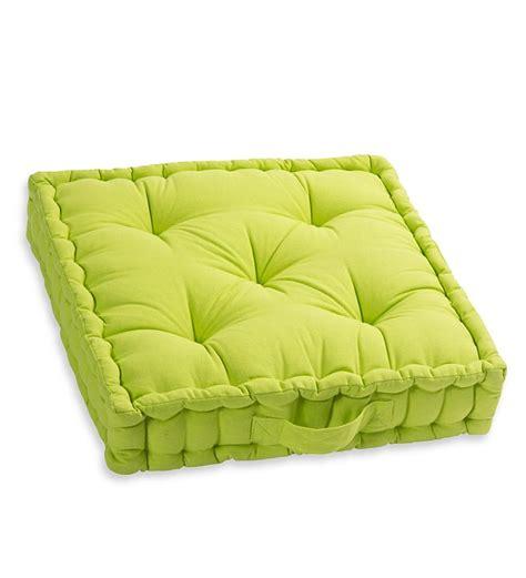 tufted floor cushion colorful tufted floor cushion pillows throws