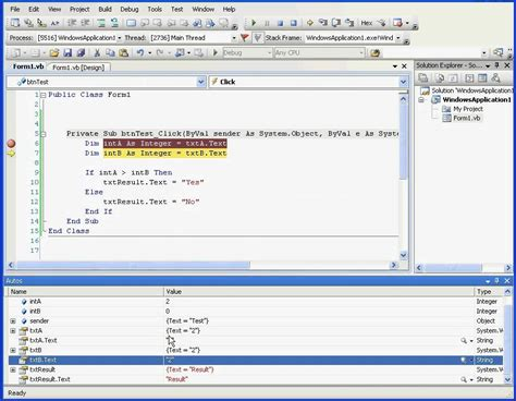 tutorial visual basic c visual basic visual studio video tutorial basic