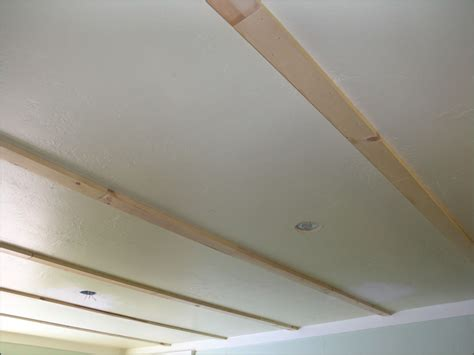 artificial ceiling beams small space ceiling with beams