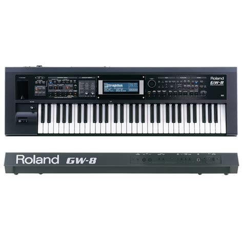 Keyboard Roland 3 Jutaan disc roland gw 8 keyboard workstation at gear4music ie