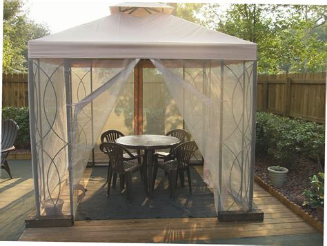 gazebo 8x8 8x8 gazebo with netting gazebo ideas