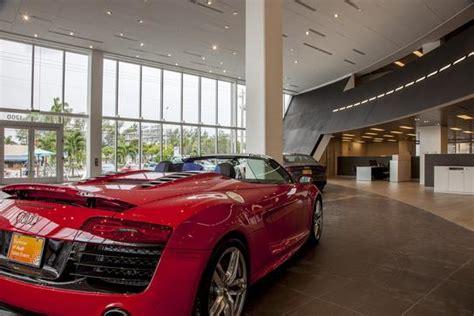 audi fort lauderdale car dealership in fort lauderdale fl