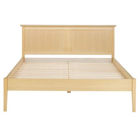 beech bed frames bed frame beech
