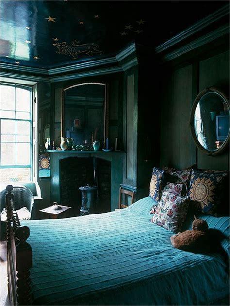 gold and green bedroom cat red bedroom orange green bed stars blue interior