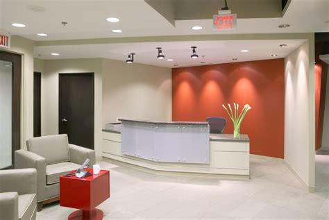 Colors For Office Interiors inspiration office interior designs with color block