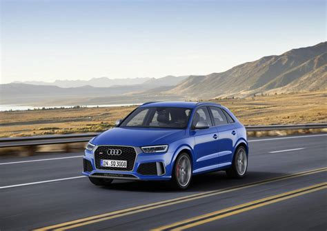 Audi Rs Q3 by Official 2016 Audi Rs Q3 Performance Gtspirit