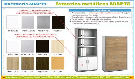 armarios metalicos precios tarifas armarios puertas batientes muebles y sillas de