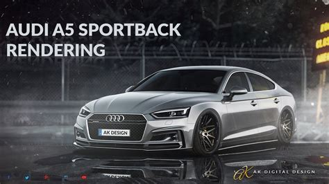 audi a5 modified audi a5 sportback modified pixshark com images
