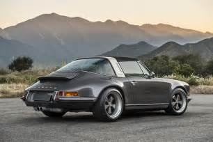Singer Porsche 911 For Sale Porsche 911 Targa By Singer Vehicle Design Hiconsumption