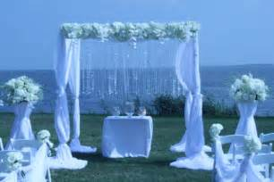 Get the best wedding canopy to use for your wedding reception
