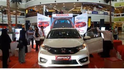 Pcx 2018 Balikpapan by Launching All New Honda Brio Di Balikpapan Lihat Tilan