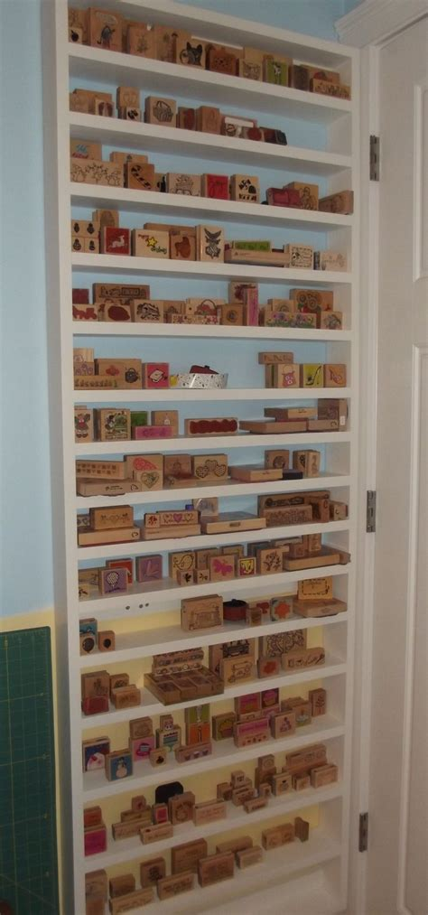 Best Scrapbook Shelf by 1094 Best Images About Craft Rooms On Cutting