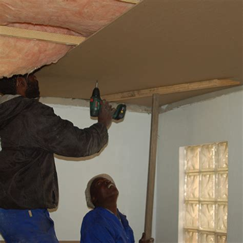 Ceiling Boards Prices by Home Dzine Home Improvement Replace Sagging Or Damaged