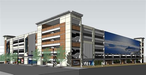 Victory Parking Garage by Dallas Development News Skyscrapercity