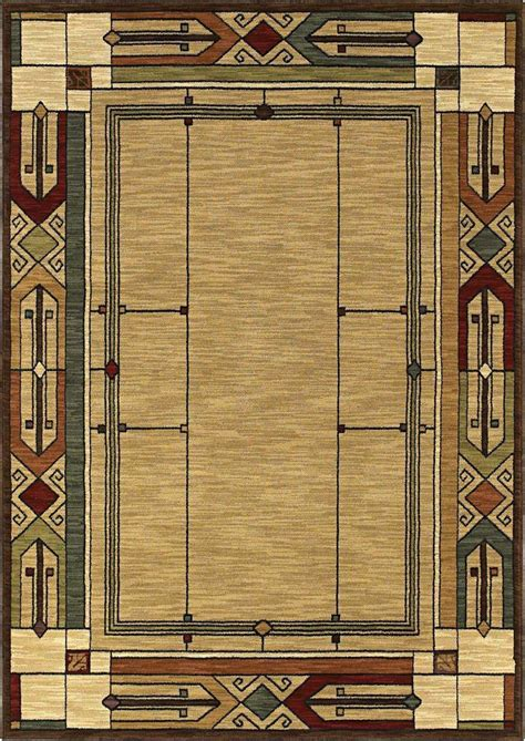 style rug 26 best images about mission style rugs on
