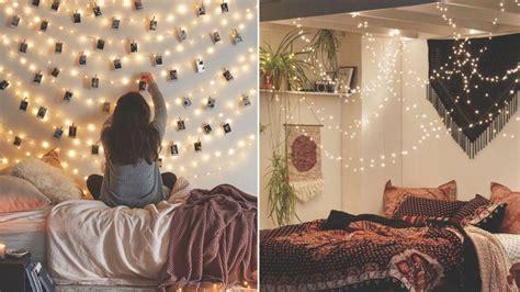 decorar mi cuarto con luces decoraci 243 n de rec 225 maras que toda chica sue 241 a tener