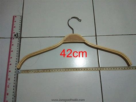 Gantungan Baju Hanger Hellp Lucu peralatan display untuk baju gawang baju fs rantai