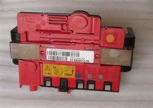 battery power distribution box w fuse bmw e72 e81