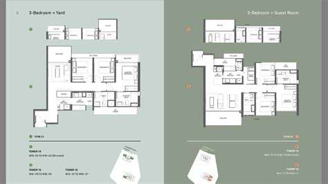 canopy floor plan the clement canopy condo floorplan prices call showflat 6204 5548