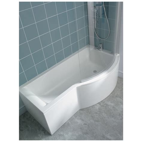 Shower And Bathrooms Product Details E7407 Shower Bath Screen Ideal Standard