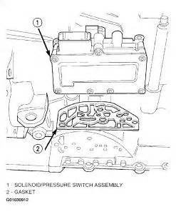 2002 Dodge Neon Transmission 2002 Dodge Neon How To Remove And Install Transmission Sole