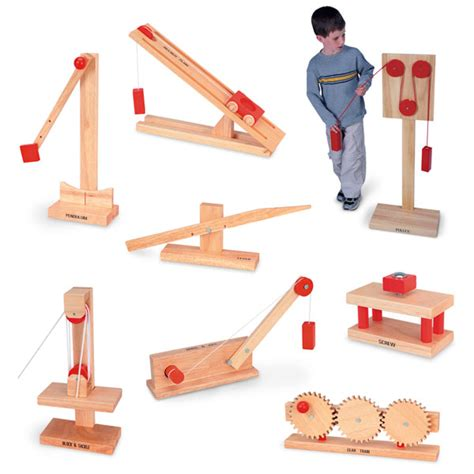 Simple machines sets