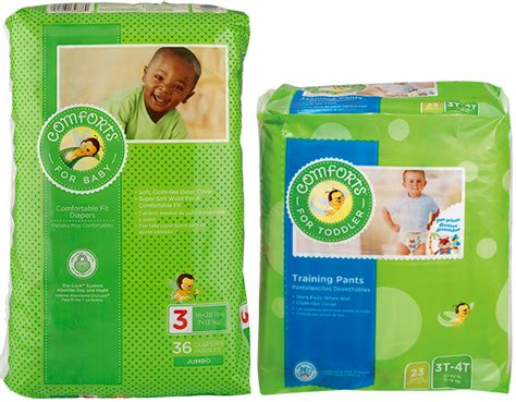 comforts for baby diapers 2 99 reg 6 comforts for baby diapers at kroger