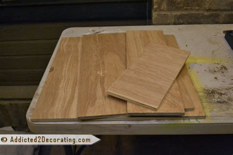 Tools To Make Cabinet Doors Bathroom Makeover Day 3 How To Make Cabinet Doors Without Using Special Tools