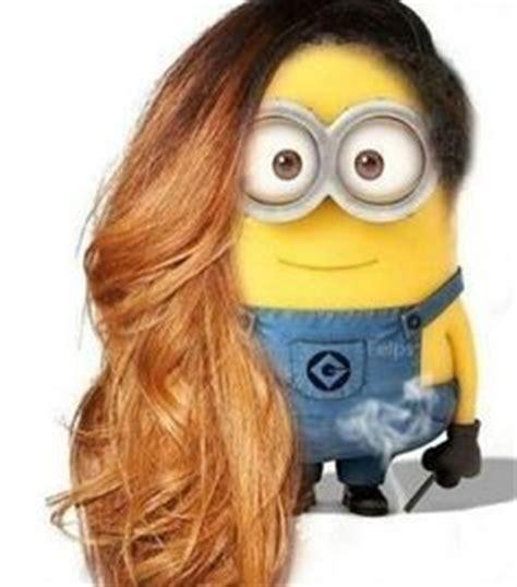 miniun hair style minions hairstyle makeup pinterest minions