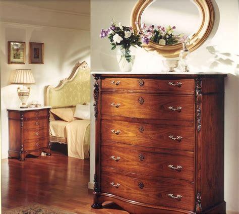 como mobili 242 classico per camere da letto con 5 cassetti idfdesign