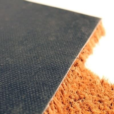 made to measure coir matting and coloured